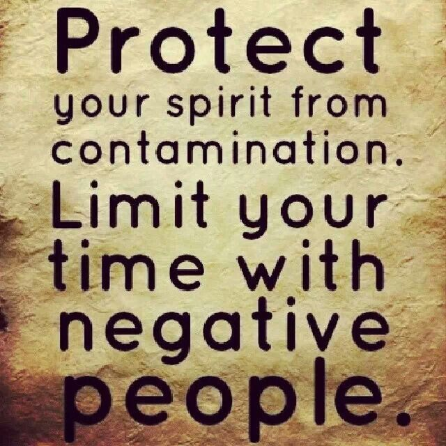 How To Remove Negative People To Increase Your Sales